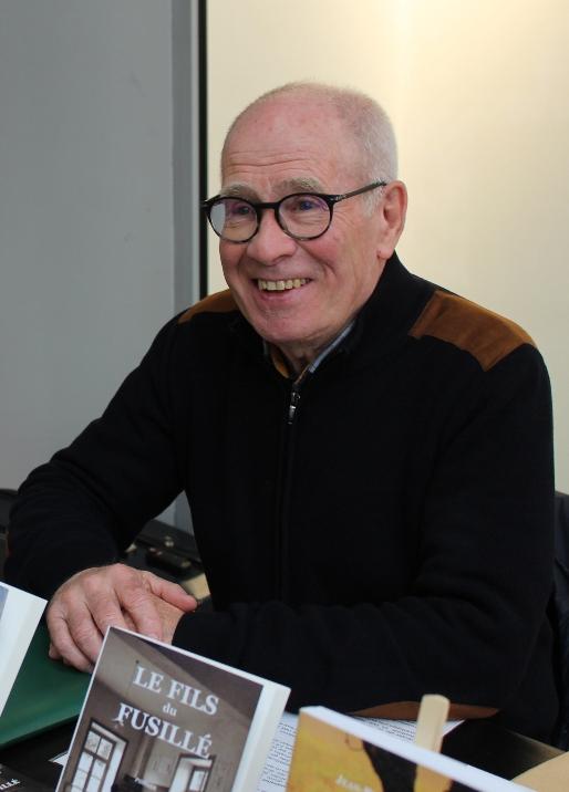 Jean-Pierre Barré, auteur, romancier